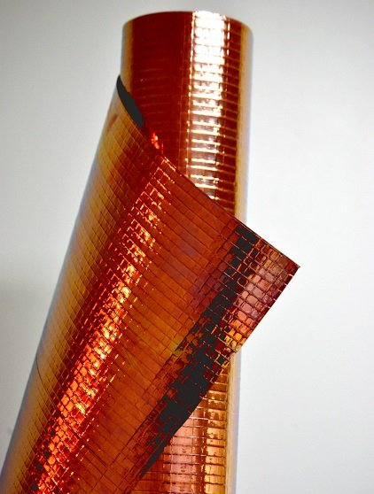 Copper Radiant Barrier Insulation
